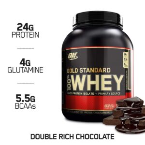 Proteína Optimum Nutrition Gold 100%