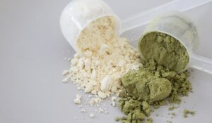 Proteinas en polvo